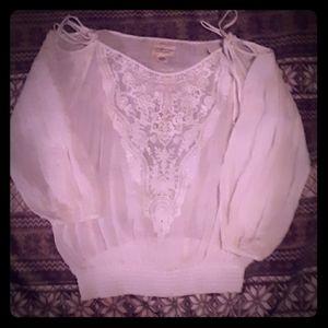 Ralph Lauren peasant blouse